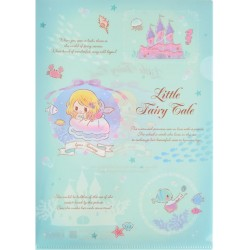 Fairy Tale Ariel File Folder