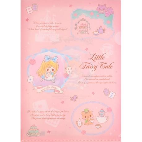 Fairy Tale Alice File Folder