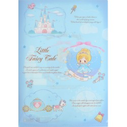 Fairy Tale Cinderella File Folder
