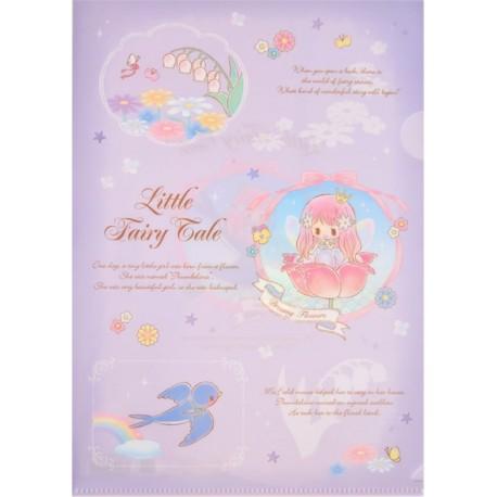 Fairy Tale Thumbelina File Folder
