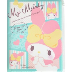 My Melody File Folder
