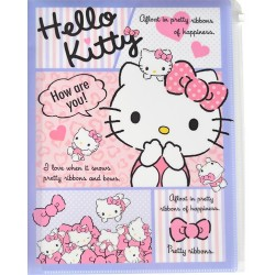 Hello Kitty Pretty Bows File Folder