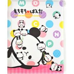 Lazy Mochi Panda File Folder