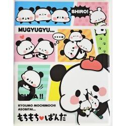 Carpeta Mochi Panda Shiro