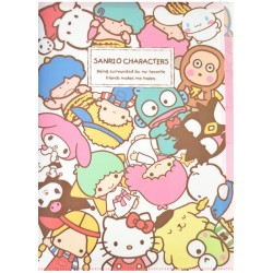 Sanrio Characters Index File Folder