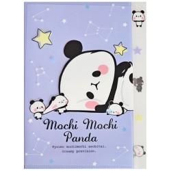 Carpeta Clasificadora Index Mochi Panda Stellar