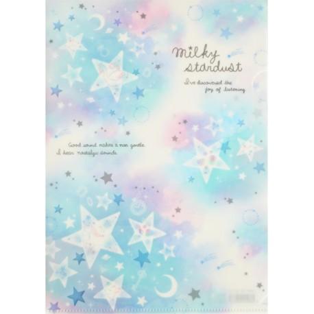 Milky Stardust File Folder