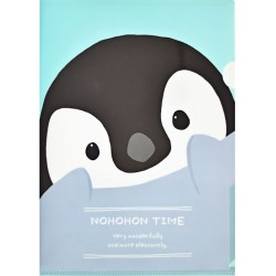 Nohohon Time File Folder