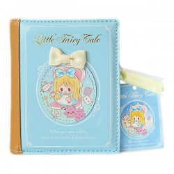 Fairy Tale Book Alice Wallet