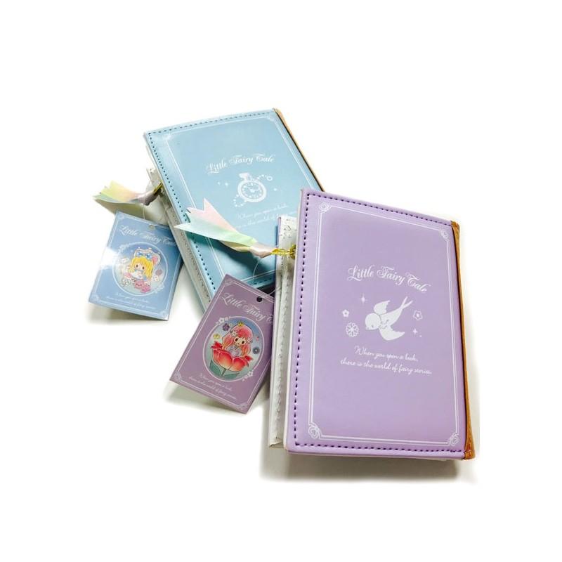 Fairy Tale Book Thumbelina Wallet - Kawaii Panda - Making ...