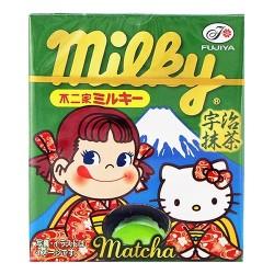 Rebuçados Peko-Chan Milky Matcha