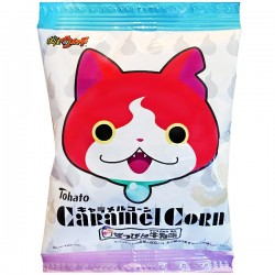 Caramel Corn Snack Yokai Watch Milk