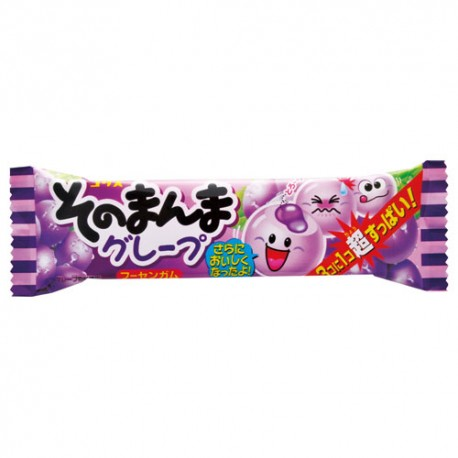 Sonomanma Grape Chewing Gum