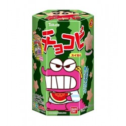 Chocobi Corn Snack Watermelon