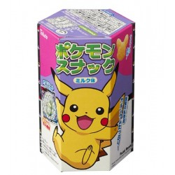 Pokémon Corn Snack Milk