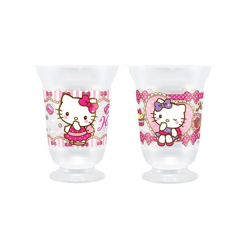 Hello Kitty Diy Kit Drink Peach Kawaii Panda Making