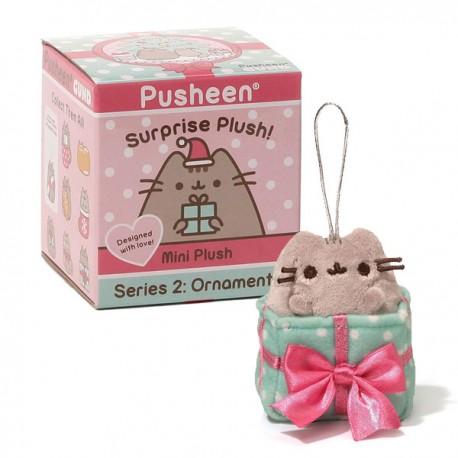 Pusheen Christmas.Pusheen Christmas Ornament Series 2 Kawaii Panda Making Life Cuter