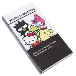 Libro Notas Adhesivas Sanrio Characters