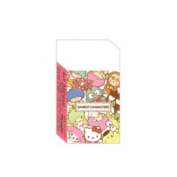 Borracha Sanrio Characters