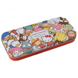 Sanrio Characters Tin Case
