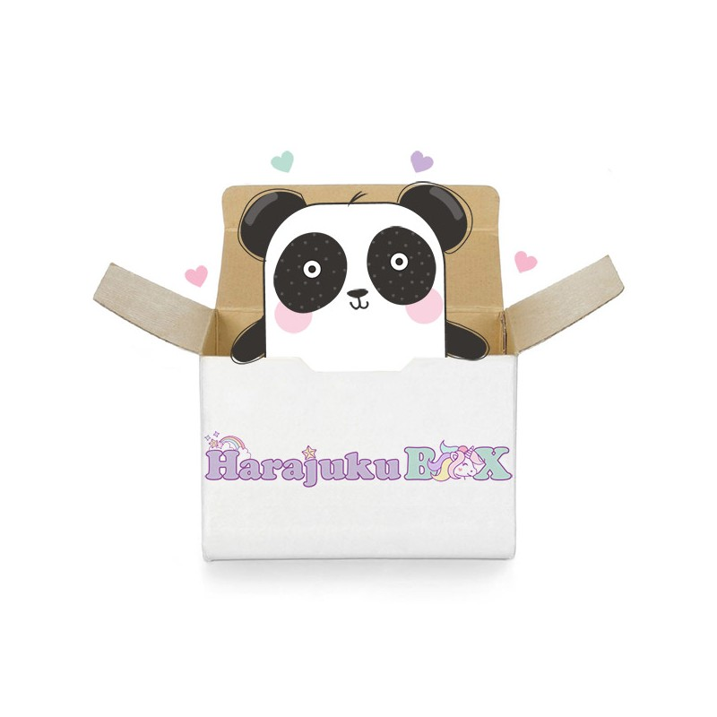 Kawaii Panda Harajuku Box Kawaii Panda Making Life Cuter