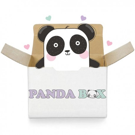 Kawaii Panda Box