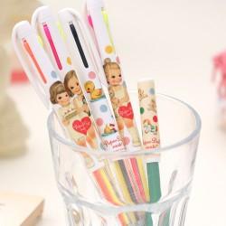 Bolígrafo Multicolor Paper Doll Mate