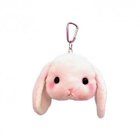 Poteusa Loppy Bunny Coin Purse - Kawaii Panda