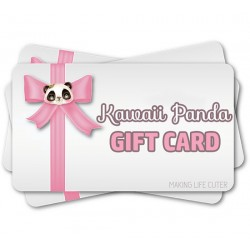 Kawaii Panda Gift Card