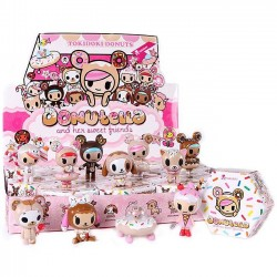 Tokidoki Donutella & Sweet Friends Series