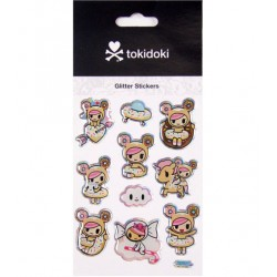 Tokidoki Donutella Stickers