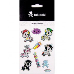 Tokidoki Unicorno Stickers