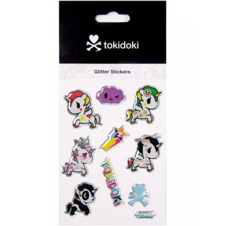 Tokidoki Unicorno Stickers