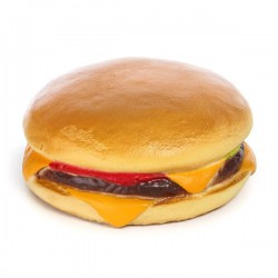 Bakery Cheeseburger Squishy