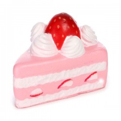 Strawberries Shortcake Squishy
