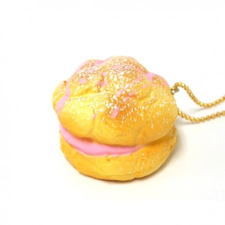 Squishy Cream Puff Mini