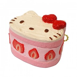 Squishy Hello Kitty Shortcake