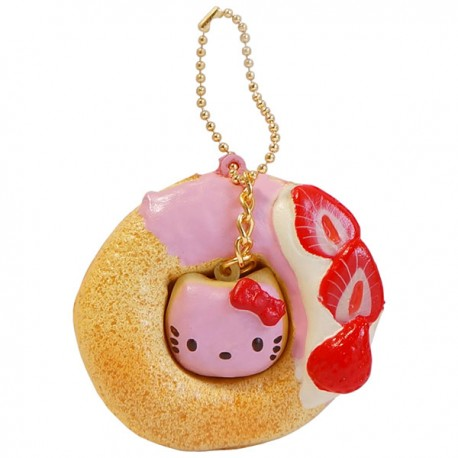 Hello Kitty Lovely Donut Squishy