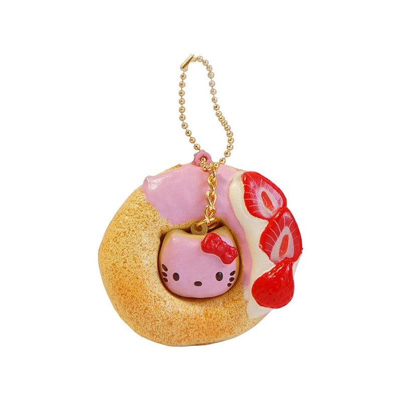 Hello Kitty Lovely Donut Squishy - Kawaii Panda - Making Life Cuter