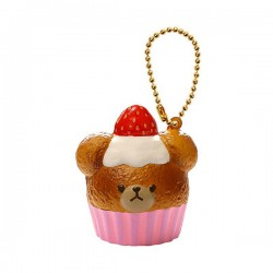 Squishy Bear School Cupcake