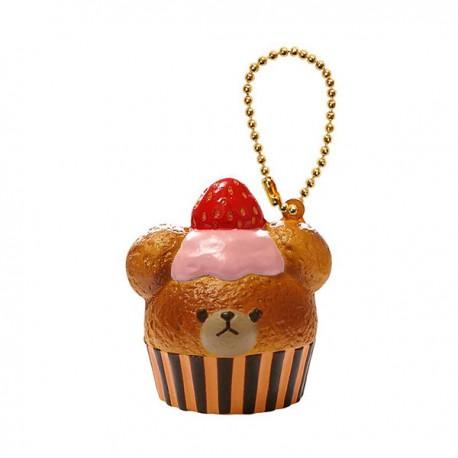 Bear School Cupcake Squishy