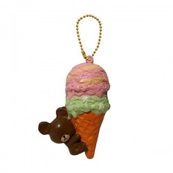 Bear School Ice Cream Squishy