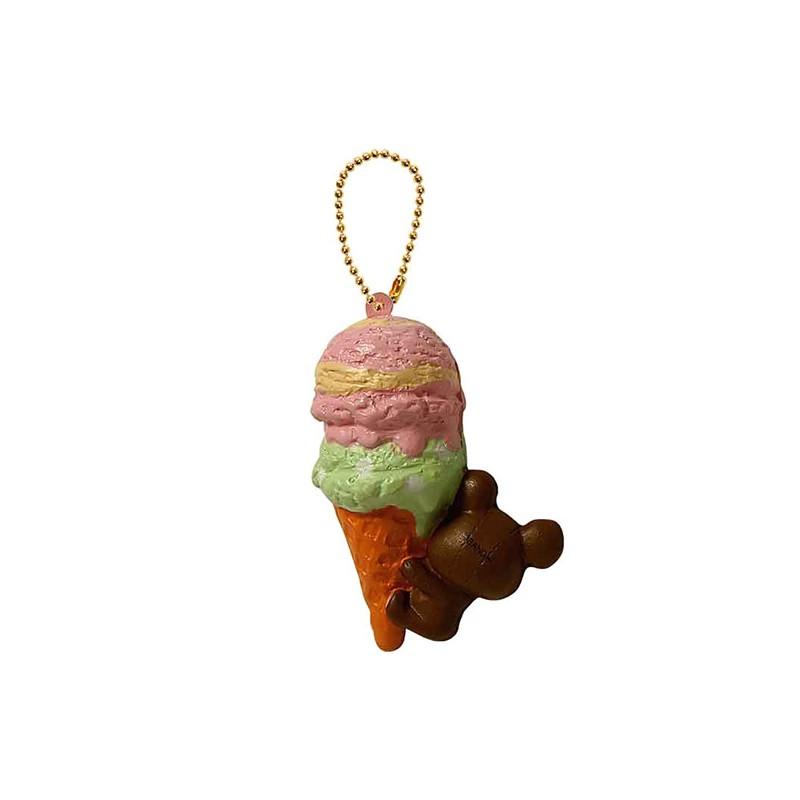 bear school ice cream squishy - kawaii panda