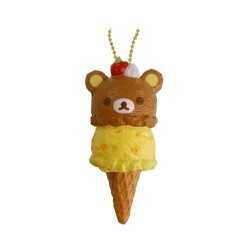 Rilakkuma Double Ice Cream Squishy