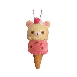 Korilakkuma Double Ice Cream Squishy