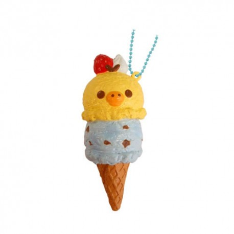 Kiiroitori Double Ice Cream Squishy