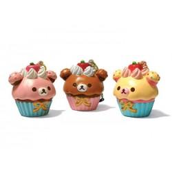 Squishy Rilakkuma Cupcake