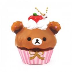 Rilakkuma Cupcake Squishy