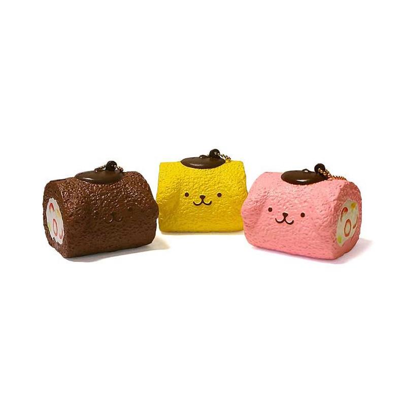 Diy Squishy Cake Roll : Squishy Pompom Purin Roll Cake - Kawaii Panda - Making Life Cuter