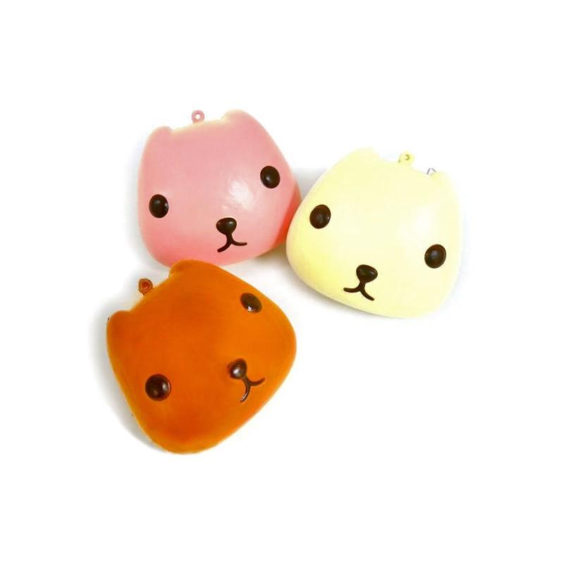 Kapibara San Bread Bun Squishy - Kawaii Panda - Making Life Cuter